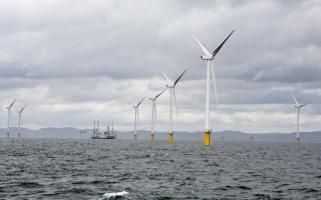 Humber Gateway Offshore Windfarm